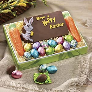 Wisconsin Cheeseman Chocolate Easter Card Assortment