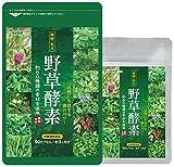 野草酵素 約4ケ月分 (約80種類の自然が持つ栄養素を配合)
