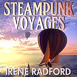 Steampunk Voyages Audiobook