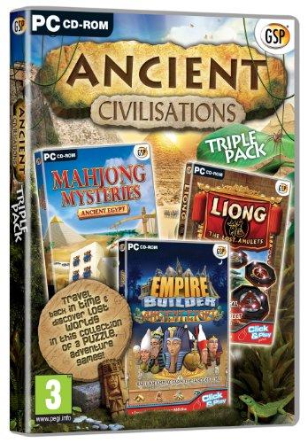 Ancient Civilisations Triple Pack (PC CD) [Edizione: Regno Unito]