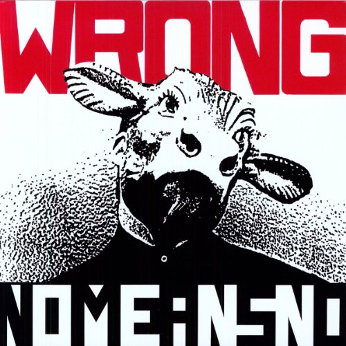 Wrong-Splatter-Vinyl-Analog-Nomeansno-LP-Record