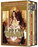 The Films of Sergei Paradjanov (Shadows of Forgotten Ancestors/The Color of Pomegranates/The Legend of Suram Fortress/Ashik Kerib) (Four-Disc Edition)
