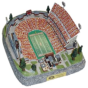 NCAA 9750 Limited Edition Gold Series Stadium Replica of Maryland Byrd Stadium by Sport Collectors Guild