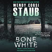 Bone White: Mundy's Landing, Book 3 Audiobook by Wendy Corsi Staub Narrated by Allyson Ryan