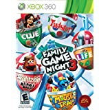Hasbro Family Game Night 3 - Xbox 360 Standard Editionby Electronic Arts