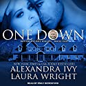 One Down: Pantera Security League Series, Book 1 Audiobook by Alexandra Ivy, Laura Wright Narrated by Emily Beresford
