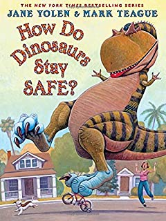 Book Cover: How Do Dinosaurs Stay Safe?