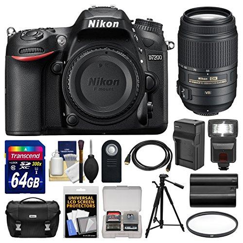Awardpedia Nikon D7100 Digital Slr Camera Body With 55