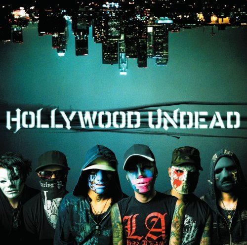 Swan Songs [Edited] by Hollywood Undead (2008-09-02)