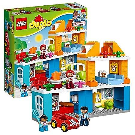 LEGO - 10835 - DUPLO - Jeu de Construction - La Maison de Famille