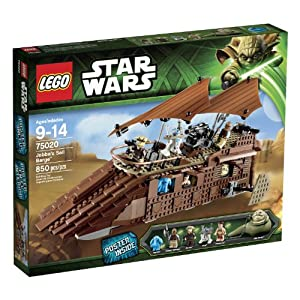 LEGO Star Wars Jabbas Sail Barge from LEGO