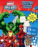 Marvel: Super Heroes How To Draw