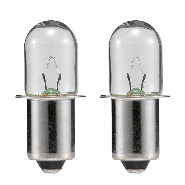 Makita  A-83973 Bulb 2/Pkg (Tamaño: Pack of 1)