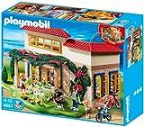 Playmobil 626126 - Vacaciones Casita Con Muebles