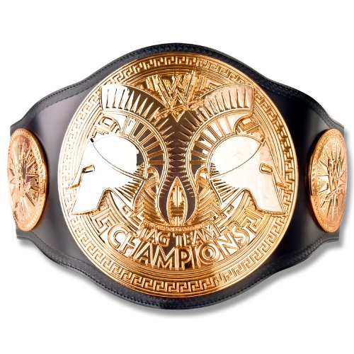 Im  225 genes de WWE Unified Tag Team Championship Belt r  233 plica    Wwe Unified Tag Team Championship