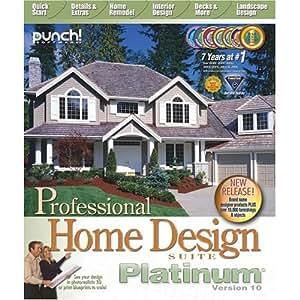 Punch! Professional Home Design Platinum V 10.0