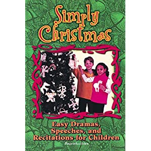 free children's christian christmas speeches