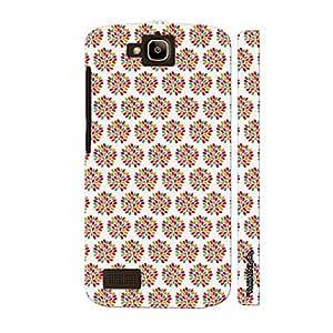 Huawei Honor Holly A BUSHY SPLASH designer mobile hard shell case by Enthopia