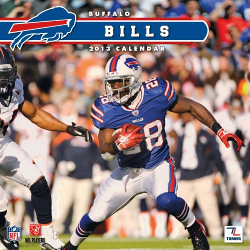 Buffalo Bills Calendar at Amazon.com
