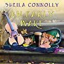 An Early Wake: County Cork Mystery, Book 3 (       UNABRIDGED) by Sheila Connolly Narrated by Amy Rubinate