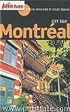 echange, troc Dominique Auzias, Jean-Paul Labourdette - Montréal