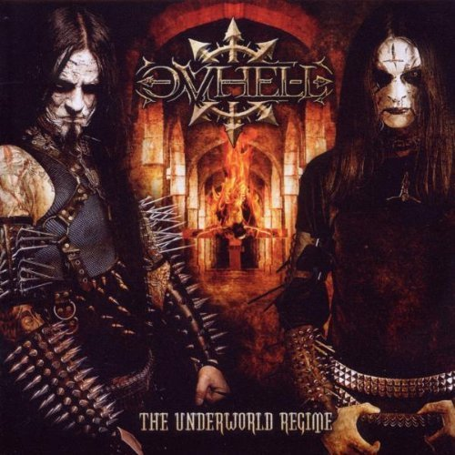 The Underworld Regime by Ov Hell [Music CD]