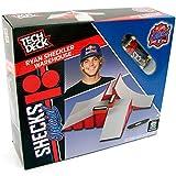 Tech Deck - Ryan Sheckler Warehouse - Set #02 - Fingerskate + Modules de Mini Skate-Park