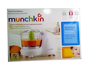 Munchkin Fresh Food Maker at amazon