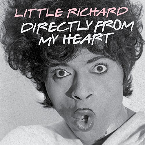 LITTLE RICHARD - Directly From My Heart (Best Of The Specialty & Vee-jay Years) [3 Cd] - Zortam Music