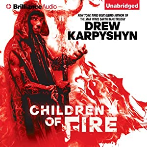 Children of Fire Audiobook