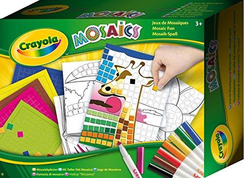 crayola-crafting-kit-mosaic-fun-kids-art-craft-kits-marker-mosaic-sheet-template-boy-girl-multicolou