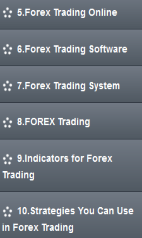 Online forex investment companies