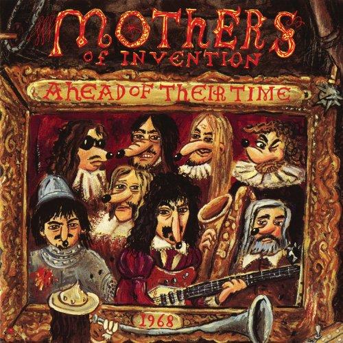 Frank Zappa - Ahead of Their Time - Zortam Music