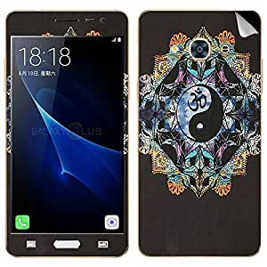 Theskinmantra Shaolin OM Samsung Galaxy J3 Pro SKIN/DECAL (NOT A BACK COVER)