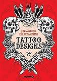 Image de Tattoo Designs: Ein Malbuch für Erwachsene