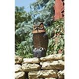 Easy Gardner Garden Defense Electronic Owl, Model# 8021