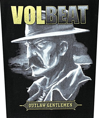 Toppa Volbeat Outlaw Gentlemen Helloween