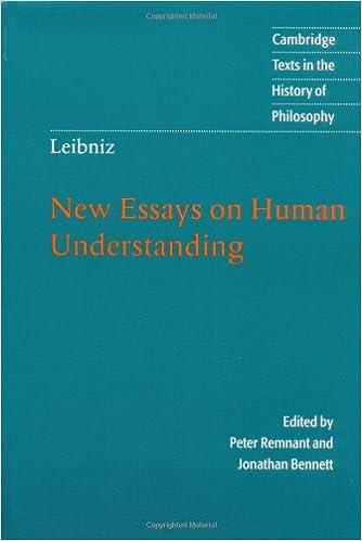 Leibniz: New Essays on Human Understanding | Philosophy Texts