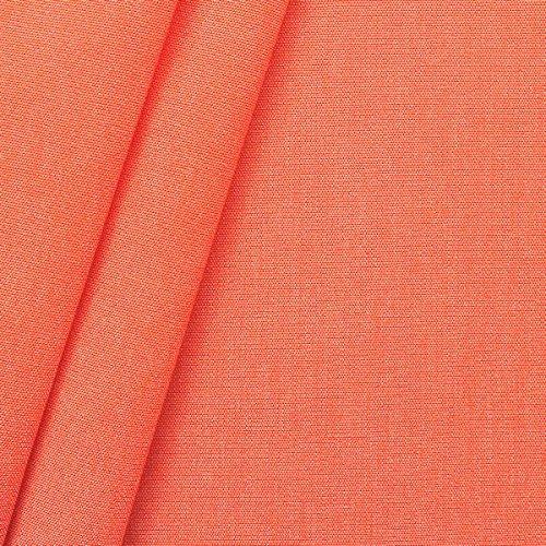 Markisenstoff Outdoorstoff Breite 160cm Orange melange online kaufen