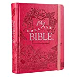 img - for My Creative Bible KJV: Pink Hardcover Bible for Creative Journaling book / textbook / text book