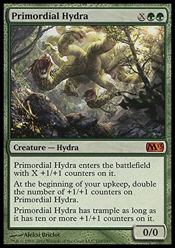 Magic: the Gathering - Primordial Hydra - Idra Primordiale - Magic 2013
