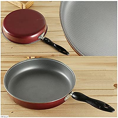 Naughtygifts Nonstick Frying Pan, Saute Pan 12 Inches, Fry Pan / Frying pan steak Cookware, Non-Stick Coating Induction Compatible Bottom