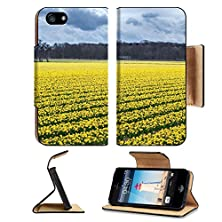 buy Apple Iphone 5 Iphone 5S Flip Case Yellow Flower Fields Near Keukenhof Lisse The Netherlands Image 19576208 By Msd Customized Premium Deluxe Pu Leather Generation Accessories Hd Wifi Luxury Protector