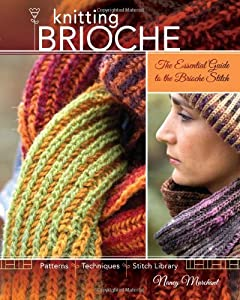 "Cover of ""Knitting Brioche: The Essential..."