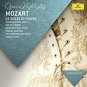 Mozart: Le Nozze di Figaro - Highlights (Virtuoso series)