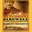 The Stationmaster's Farewell Audiobook by Edward Marston Narrated by Cornelius Garrett