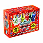 Topps TO00171 - Match Attax Adventska...