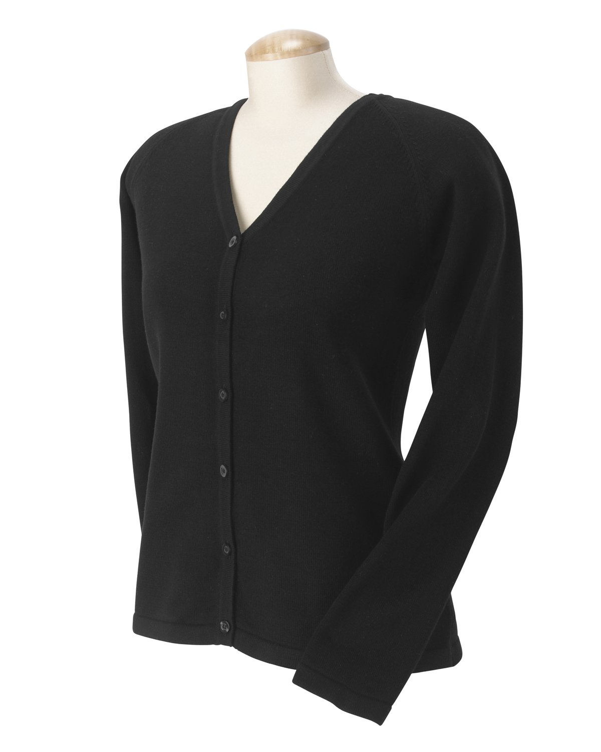 Chestnut Hill Ladies Buttoned Cardigan. CH405W