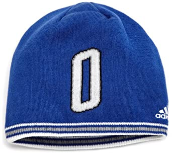 NBA Authentic Team Knit Hat - Kf12Z, Orlando Magic, One Size , Orlando Magic , Bright... by adidas