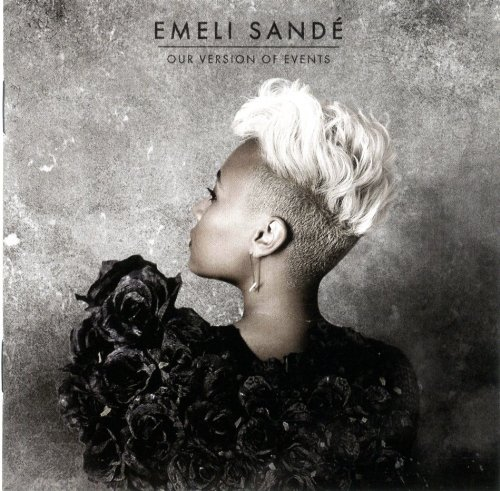 Emeli Sandé Our Version of Events cd cover